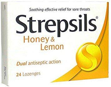 Cepacol Sensations Honey & Lemon - Beta Pharmacy